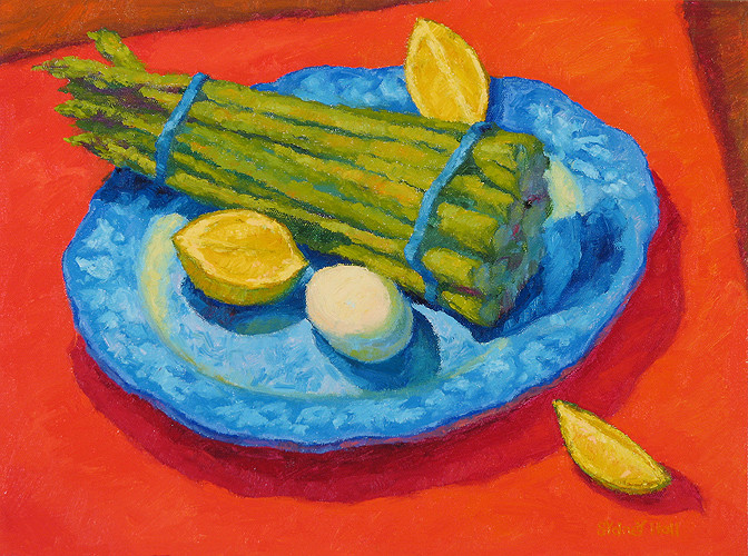 Hollandaise, 12x16, SOLD