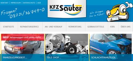 KFZ Sauter