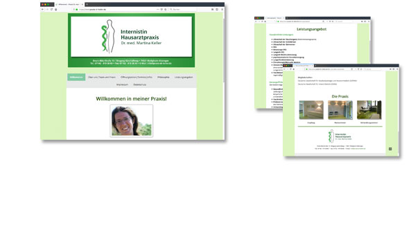 DR. MARTINAKELLER, Arztpraxis in Bietigheim-Bissingen. Zur Website geht's hier:www.praxis-dr-keller.de. Weitere Projekte unter LOGOS