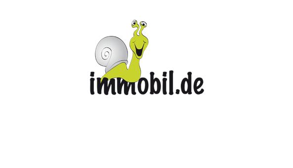 IMMOBIL.DE. Immobilienmakler.Auf Wunsch des Kunden mit Schnecke