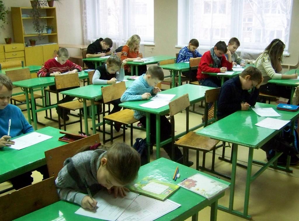 Школа № 2: діти у пошуку