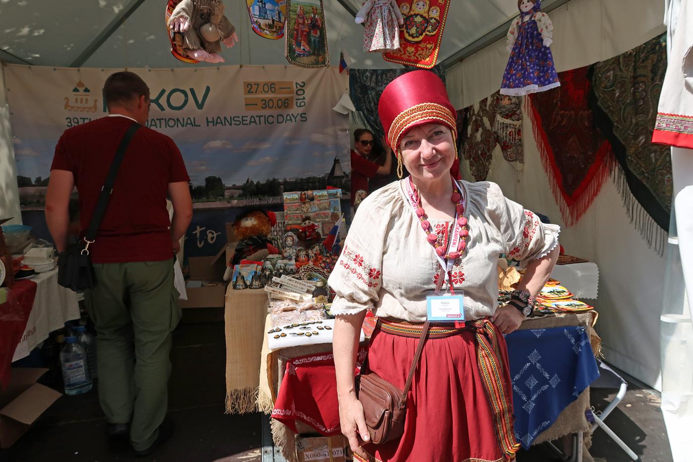 Vom 27.06.2019 bis 30.06.2019 finden die Hansetage in Pskov (Russland) statt.