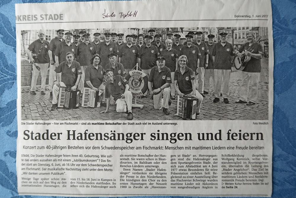 Stader Tageblatt - 01.06.2017