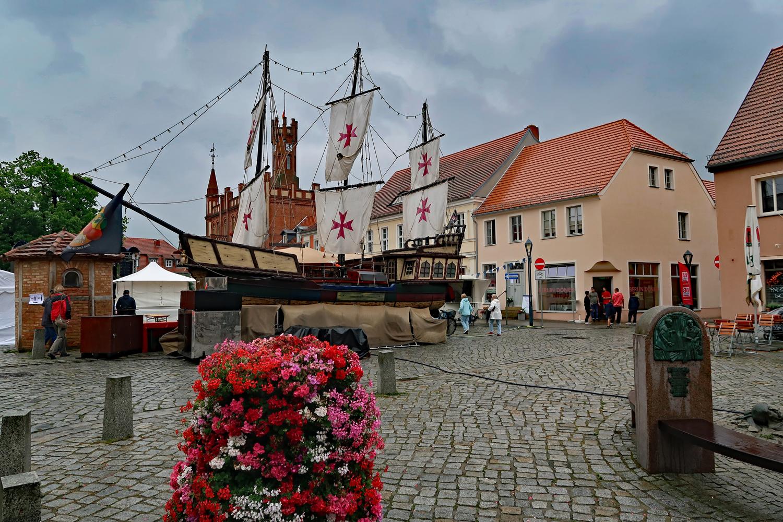01.07.2017 -  Hansestadt Kyritz an der Knatter (Hansefest)