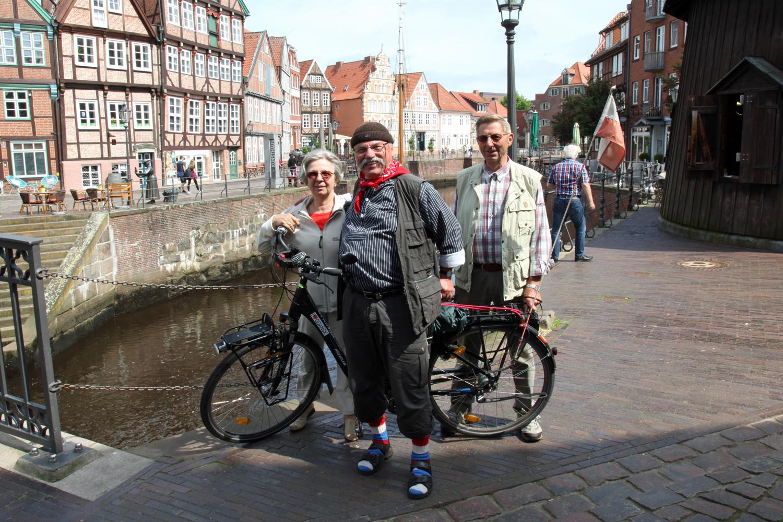 29.05.2017 - Hans mit seine Freunde, Dörthe und Ernst-Heinrich Penzel