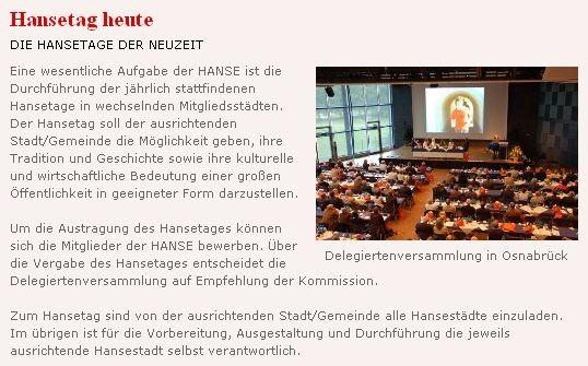 Quelle: www.Hanse.org