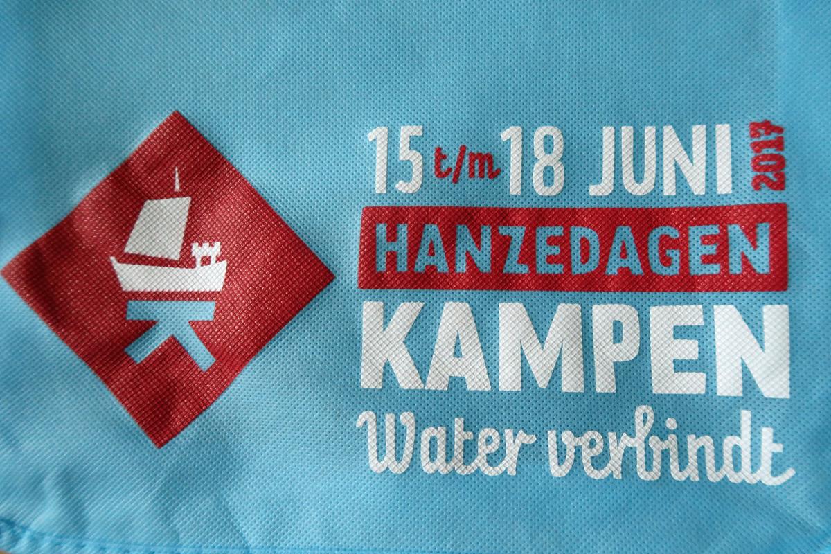 Hansetage in Kampen (Niederlande - 15.06.2017 bis 18.06.2017