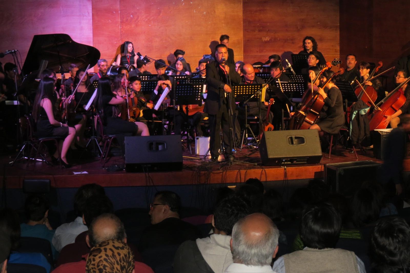 Orquesta Pedro Aguirre Cerda de La Serena-Chile