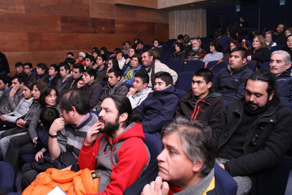 Teatro Colegio de Música J. S. Bach, Valdivia
