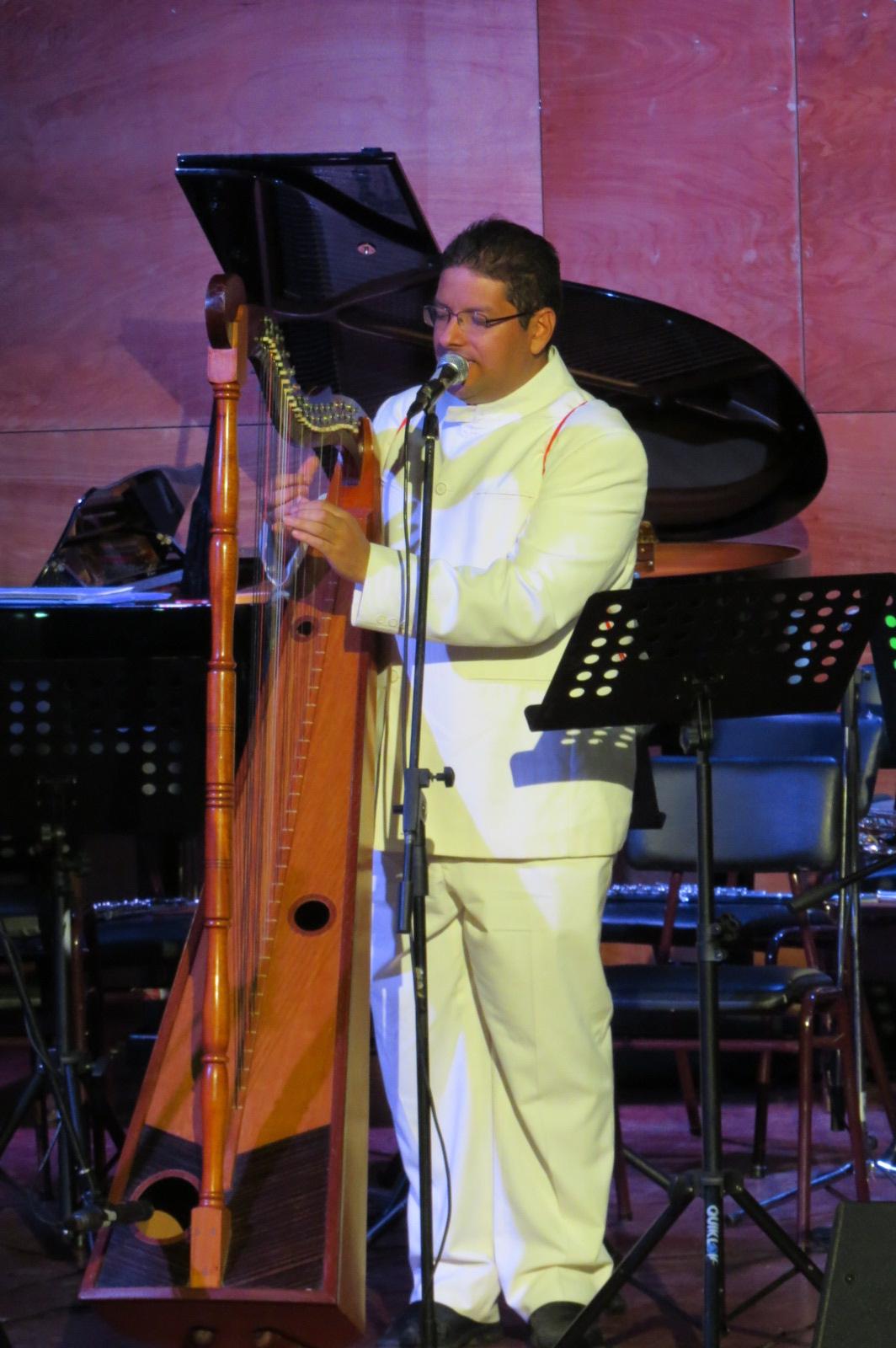 José Santos Barrios, Venezuela