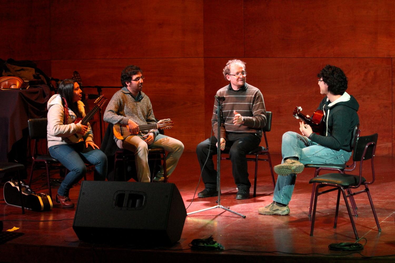clase de charango y música argentina, Poli Gomítolo
