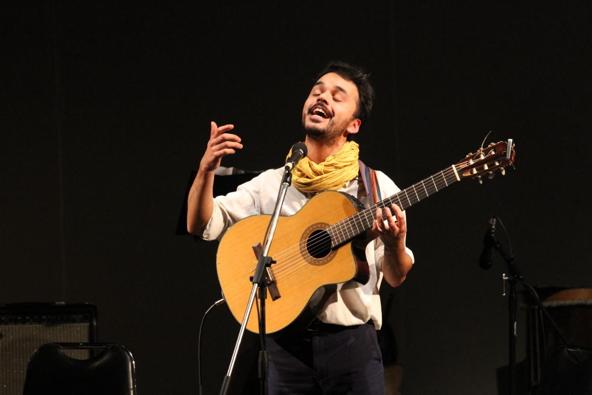 Camilo Eque, Valdivia