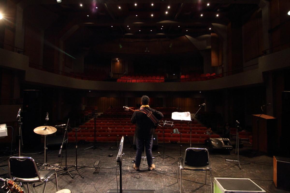 Teatro Municipal de Valdivia Lord Cocrhane