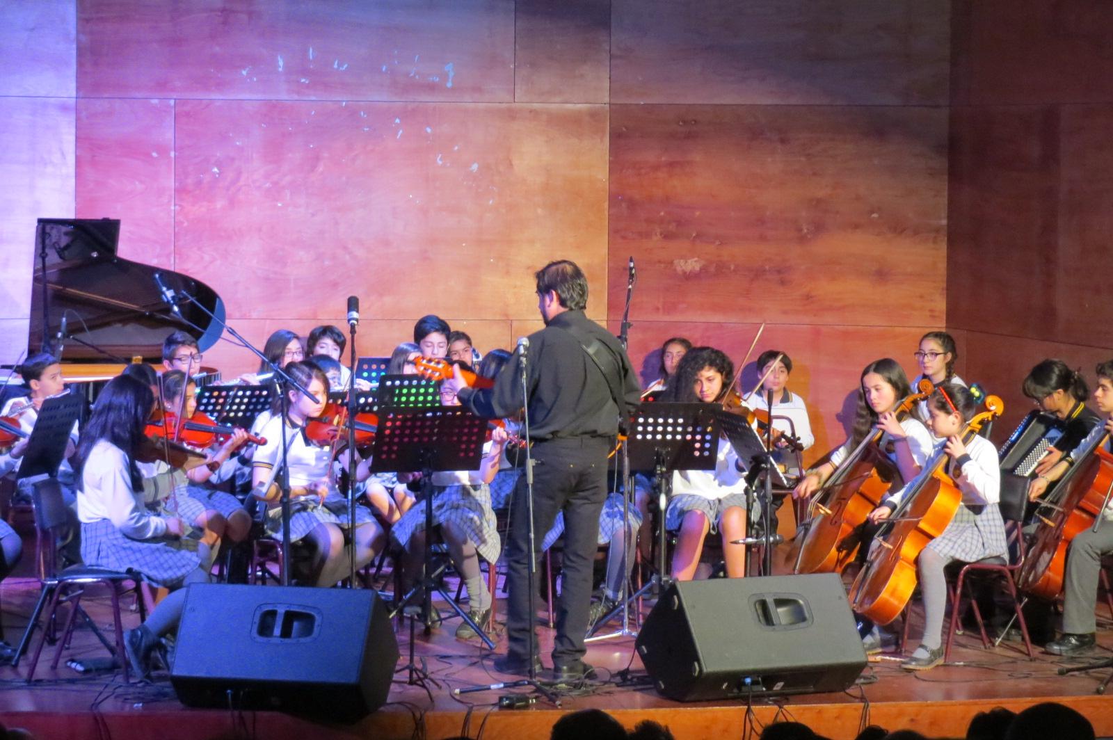 Orquesta Infantil Ernesto Guarda