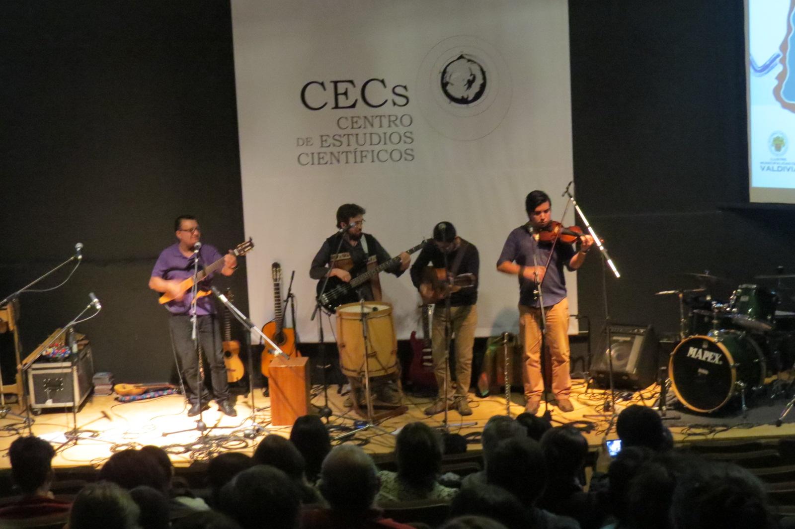sajama en CECs