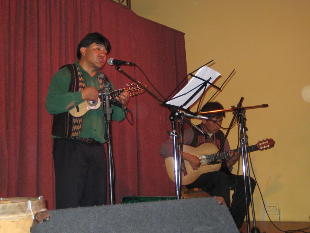 JORGE TRONCOSO. POTOSI / BOLIVIA