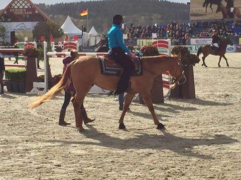 Helluva und Elinor auf Horses & Dreams