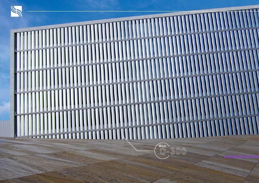 Celosías de aluminio en Zaragoza