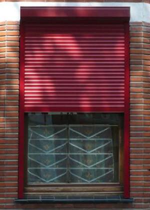 Persiana exterior persianas de aluminio y pvc - Cajon de persiana interior ...