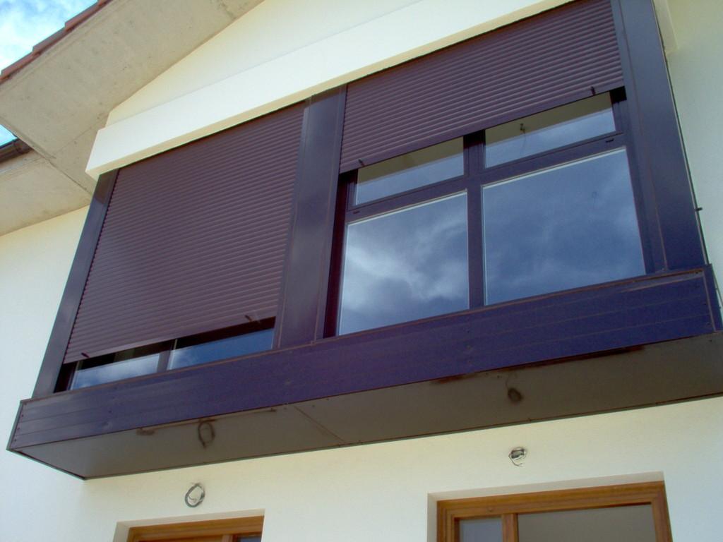 Instalaciones de persianas de aluminio y pvc