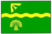 Gemeinde Grinau Flagge