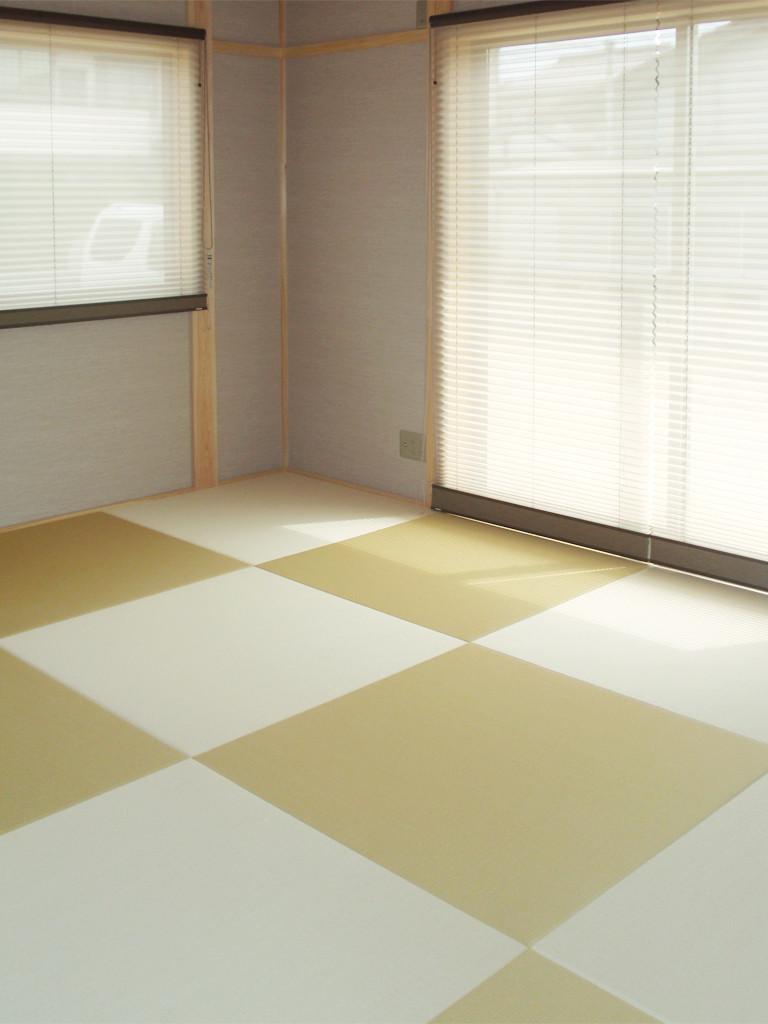 平成21年:大田市M様邸~和室琉球畳~