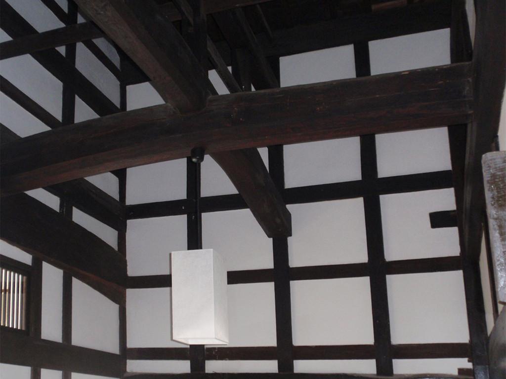平成23年:大田市~古民家~天井