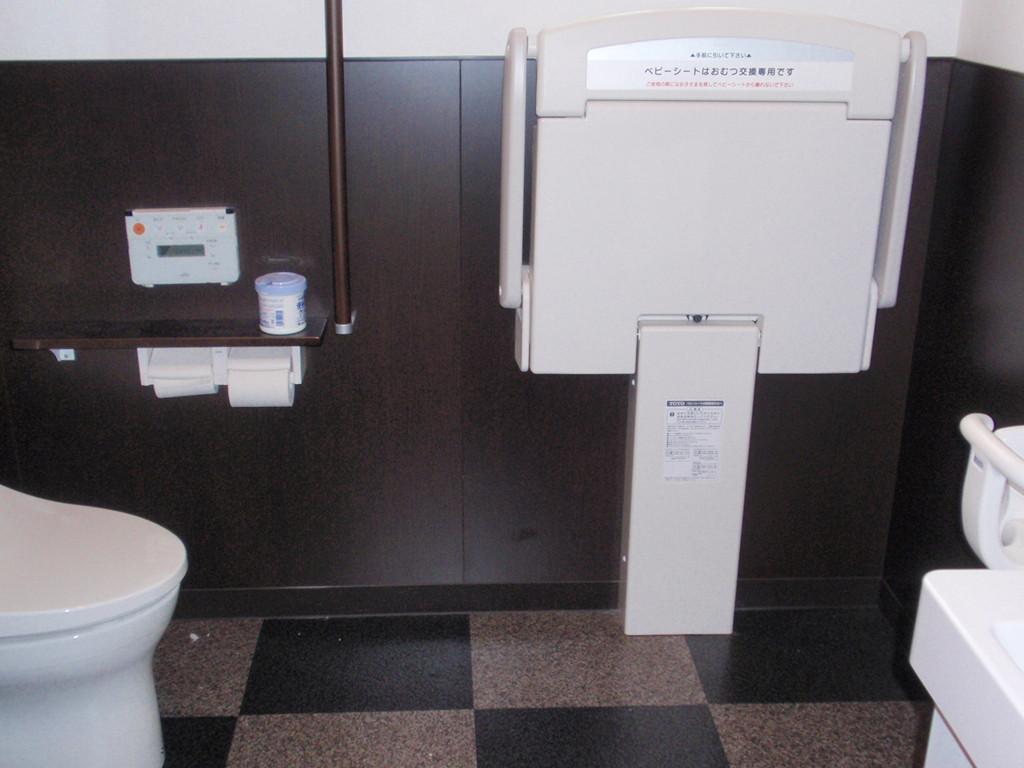 平成20年:大田市 島根マツダ様 ~トイレ~