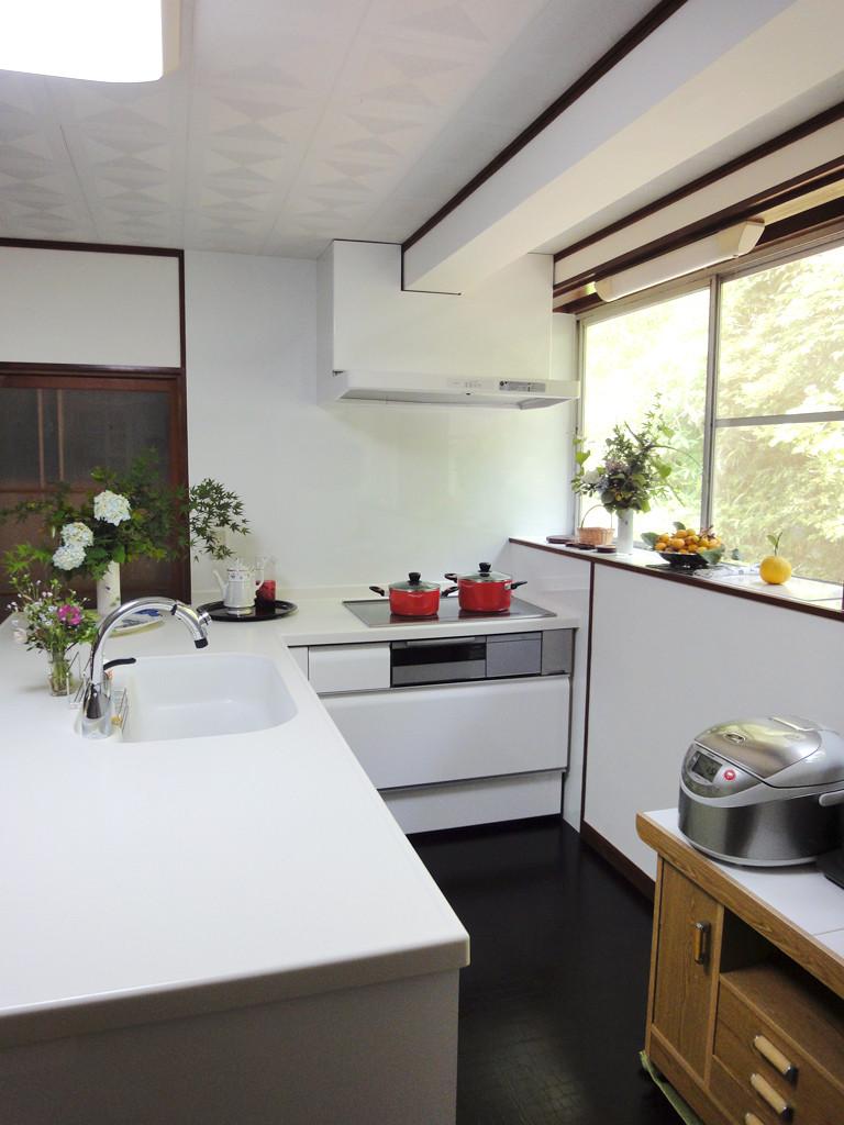 平成22年:大田市S様邸~キッチン~