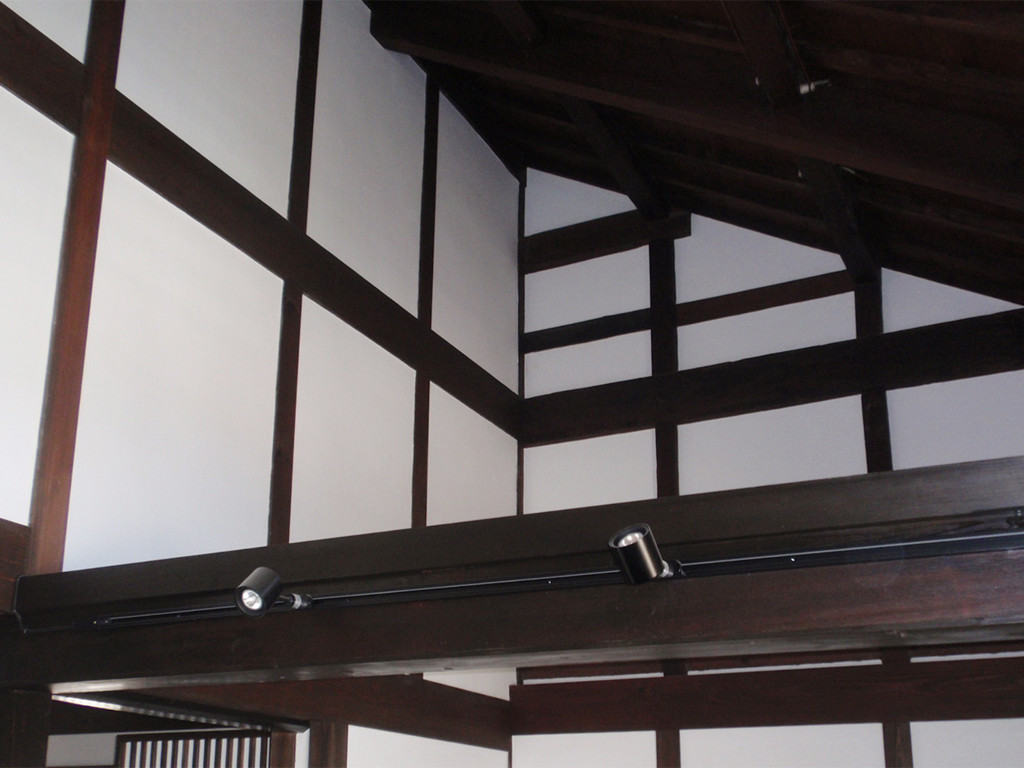 平成23年 大田市~古民家~天井