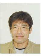ギャラリーいわたに 代表者 岩谷博明 顔写真