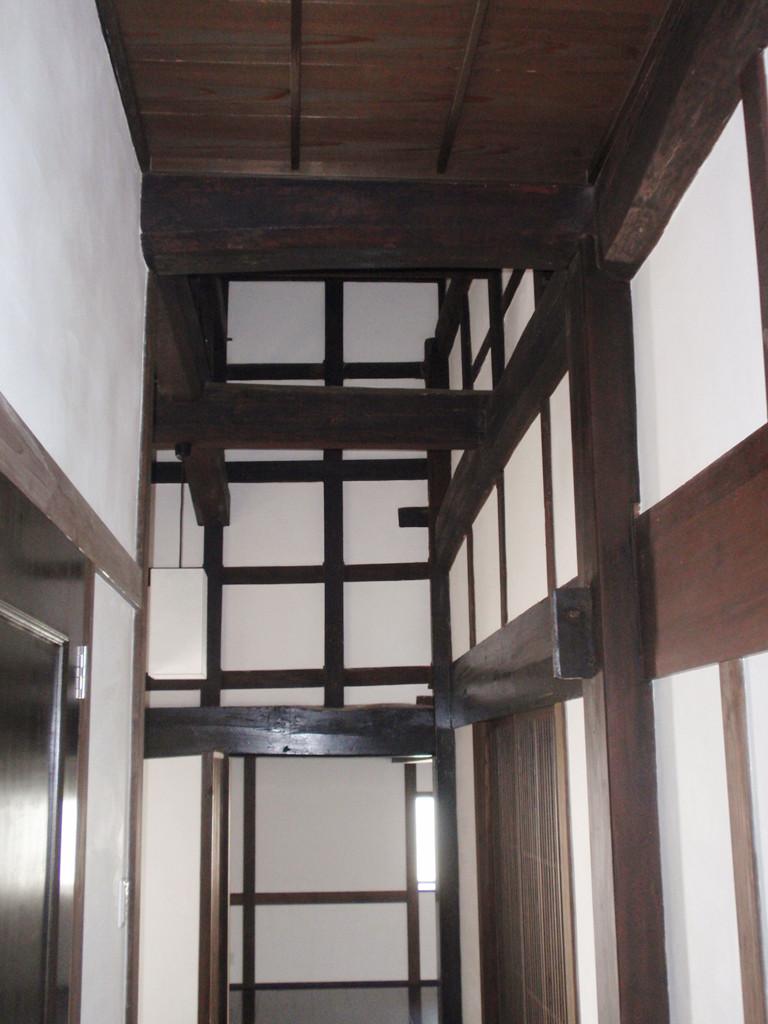 平成23年:大田市~古民家~廊下