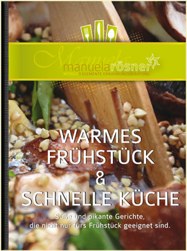 Kochmappen Warmes Frühstück & Schnelle Küche