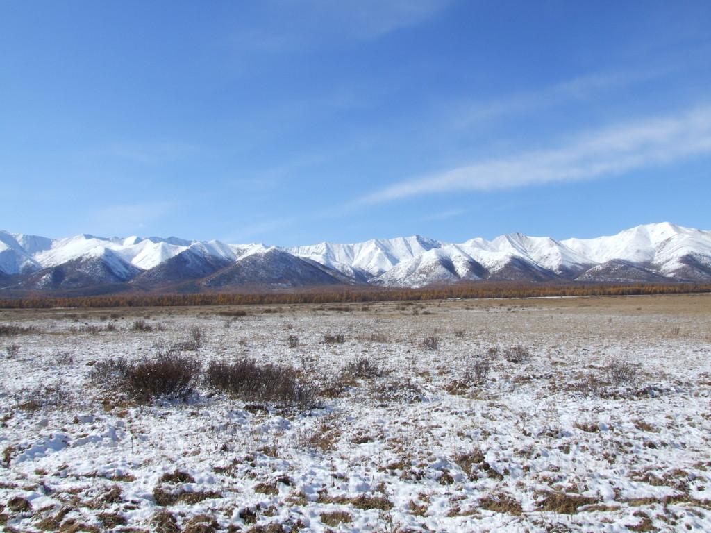 Puissance des paysages en Montagne