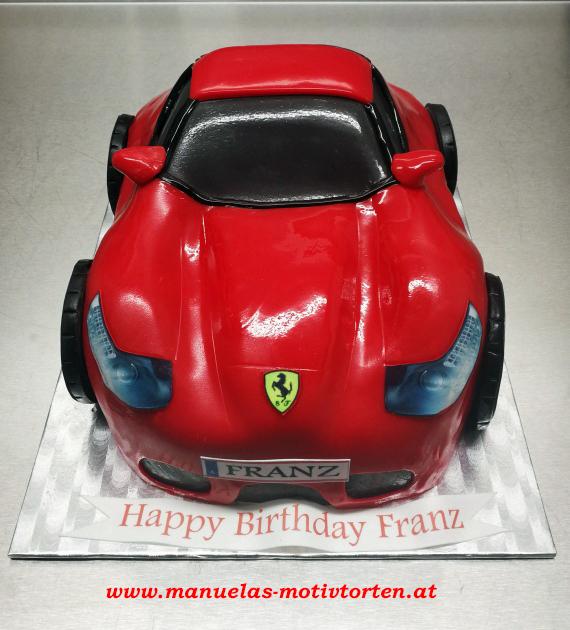 Porsche Torte