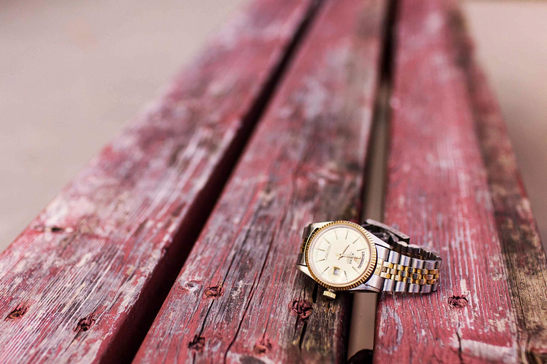 Uhr - Dresscode Hochzeit