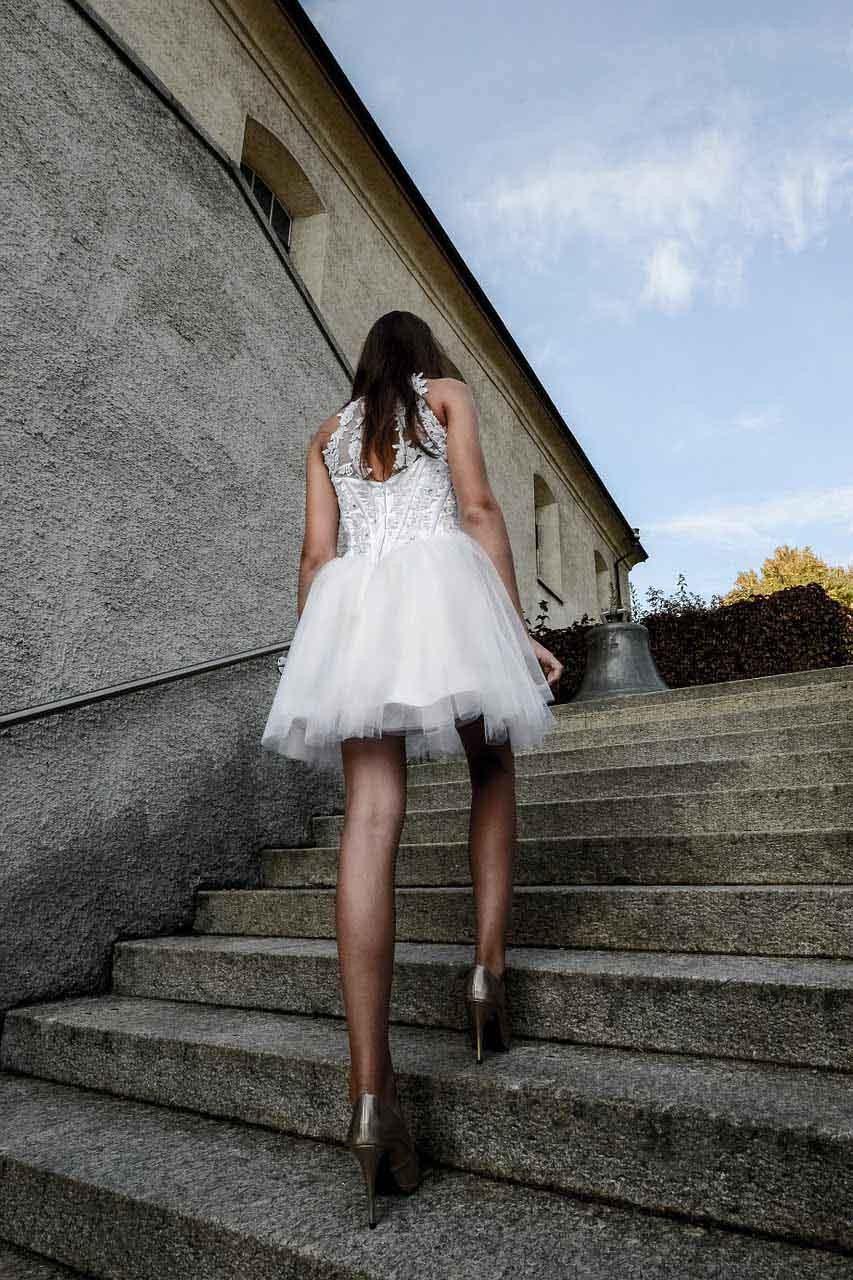 Brautkleid - Mode und Style Hochzeit