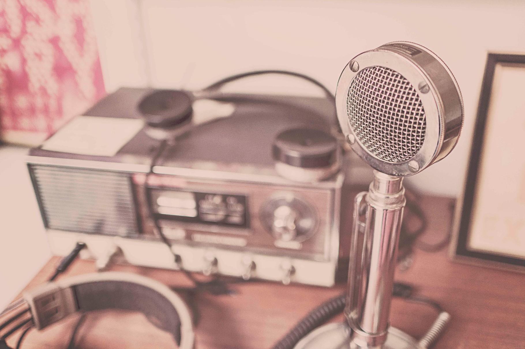 Mikrophon Hochzeitsmusik