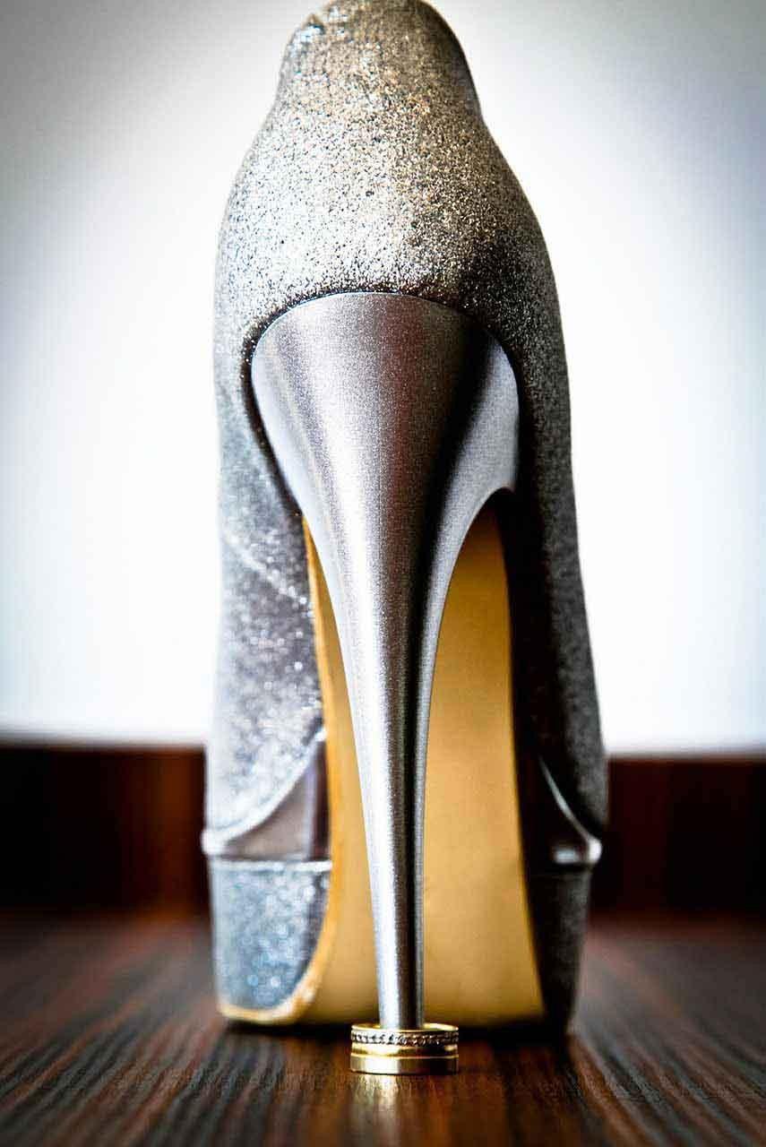 High Heels - Mode und Style Hochzeit