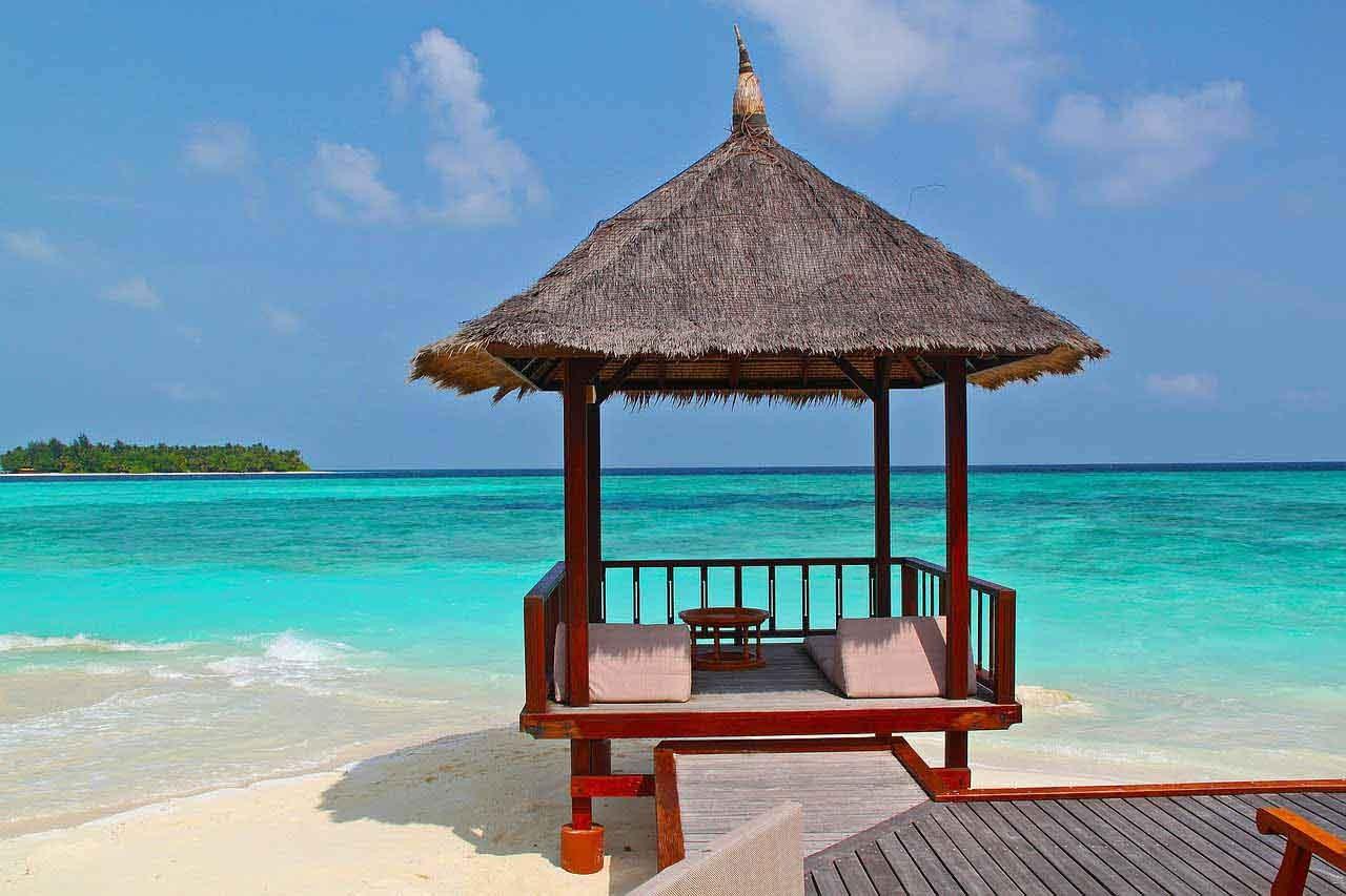 Strand und Strandkorb - heiraten im Ausland