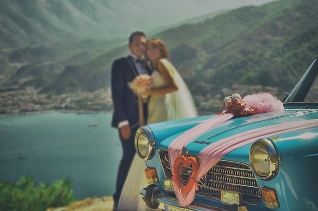 Hochzeitsreise als Hochzeitsgeschenk