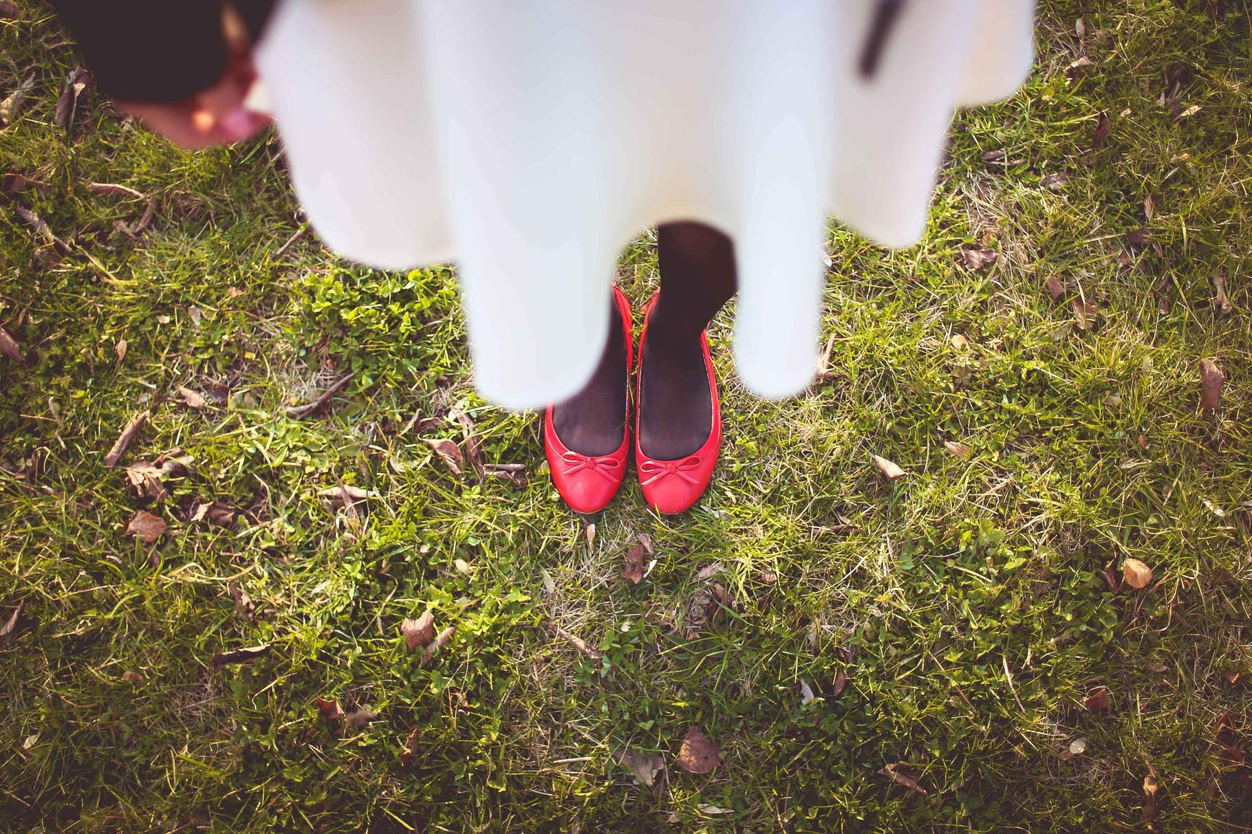 Schuhe - Dresscode Hochzeit
