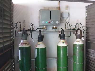 Central Semi automática en COMERO Lascano