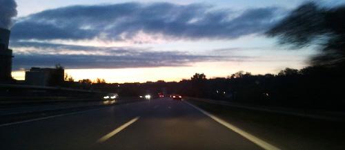 Knaupers Weg nach Hause, A620.