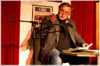 Lesung Kommissar Knauper Krimi Saarbrücken (c) www.manfredspoo.de