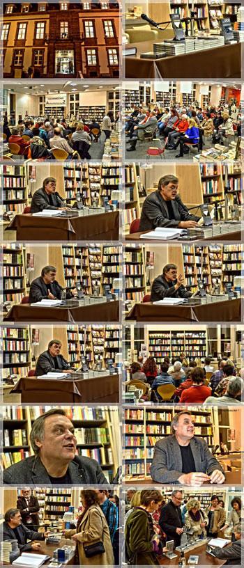 Pieper, Saarlouis - Lesung Kommissar Knauper Krimi (c) www.manfredspoo.de