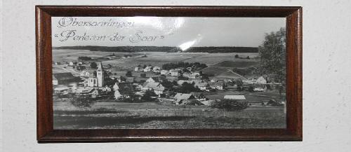 Knaupers Geburtsort: Obersaarlingen