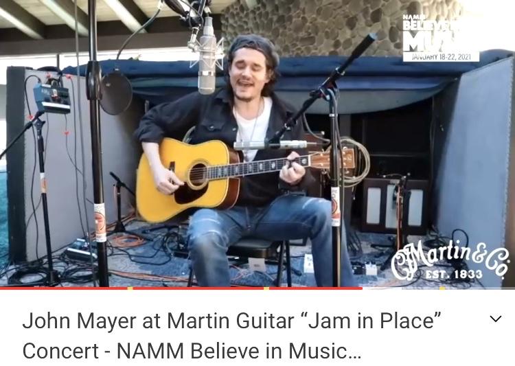 Johnさんのこの動画に癒される日々。ずーっと聴いてたい。大好き。