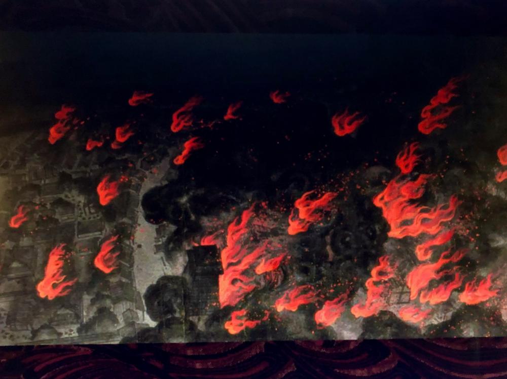 オムニバスアニメ SHORT PEACE、良かった。「火要鎮」は瞬きを忘れるくらい何から何まで好き。