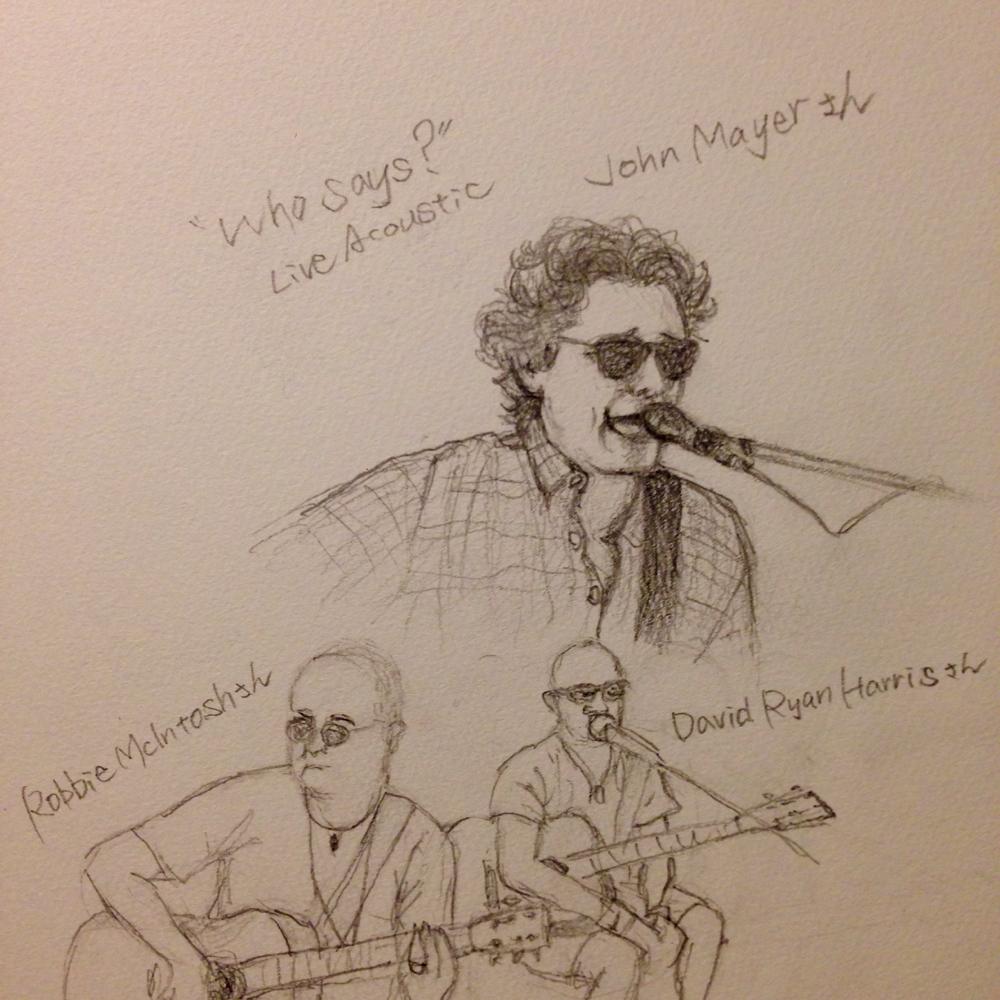 いつ聴いてもやっぱり良い。この3人でのAcoustic Live「Who Says」が大好き。